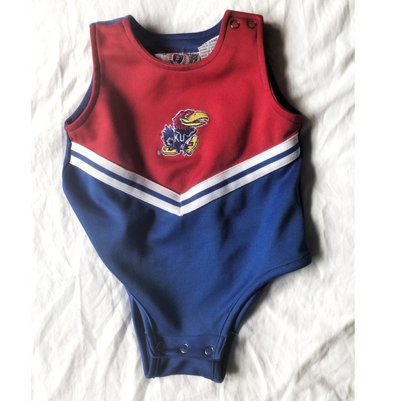 5cd7805d003 Baby Girl 24mo KU Cheerleading Outfit. M_5c99a76bfe5151b61b79b0c7.  M_5c99a7222beb7969a8068ee8. M_5c99a723f63eeabb1c191aad